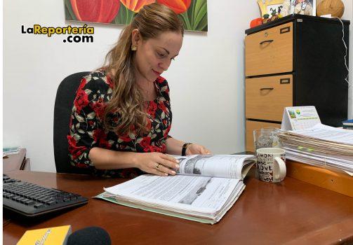 Karen Pinzón de la Rosa subdirectora de Control y Calidad de Corporinoquia