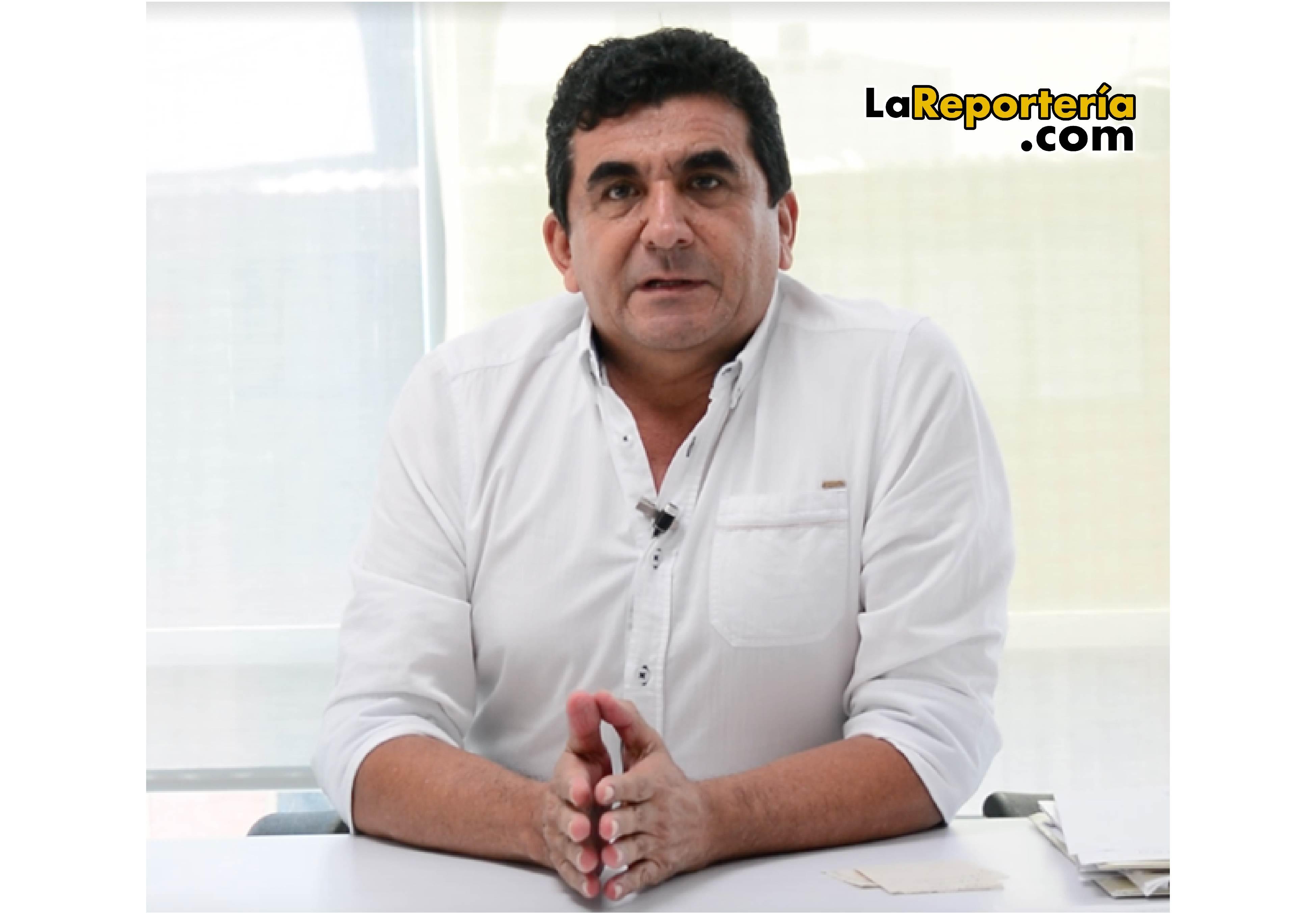 Miltón Alvarez, secretario de Gobierno de Casanare.
