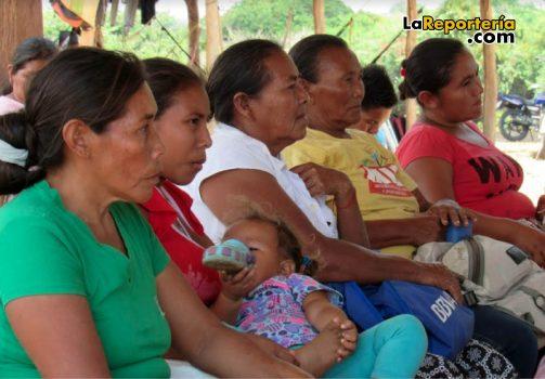 ICBF trabaja en resguardos indígenas de Casanare.