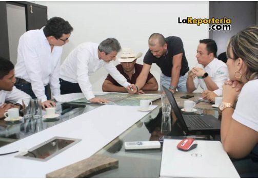 Inician mantenimiento de vías en Casanare.