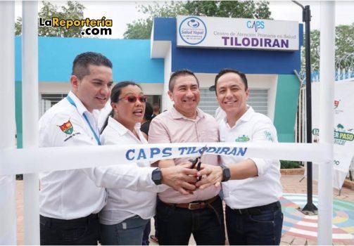 Centro de Salud de Tilodirán-