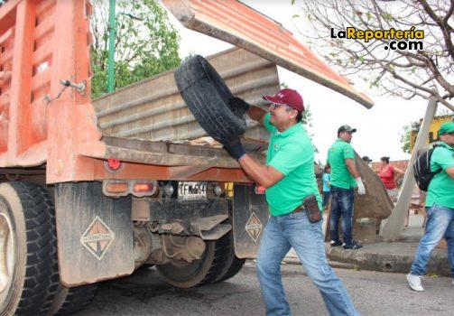 Prevención del dengue en Yopal.