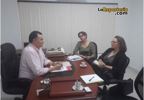 Gerente de COmfacasanare y gerente regional de Camacol.