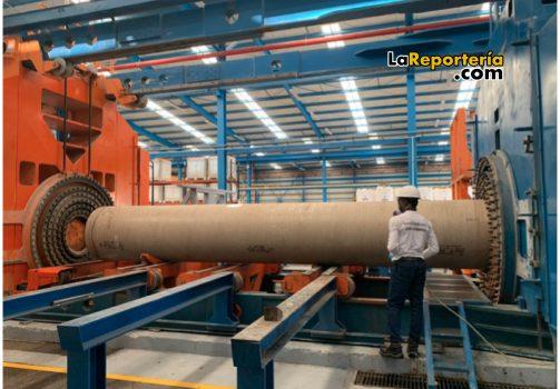 Estas fueron las pruebas que se realizaron a los tubos utilizados en la PTAP.