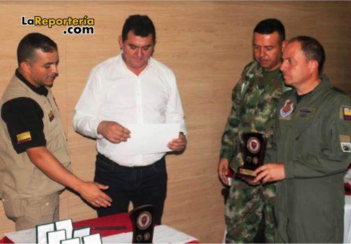 Tauramena, Chámeza y Yopal libre de minas antipersonas.
