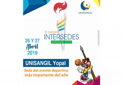 Juegos Universitarios de Unisangil.