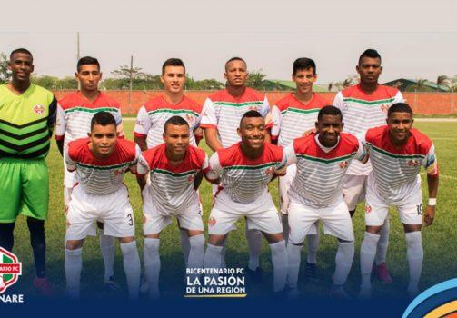 Bicentenario FC.