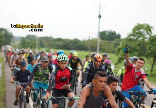 Exigen cicloruta Yopal - Aguazul.