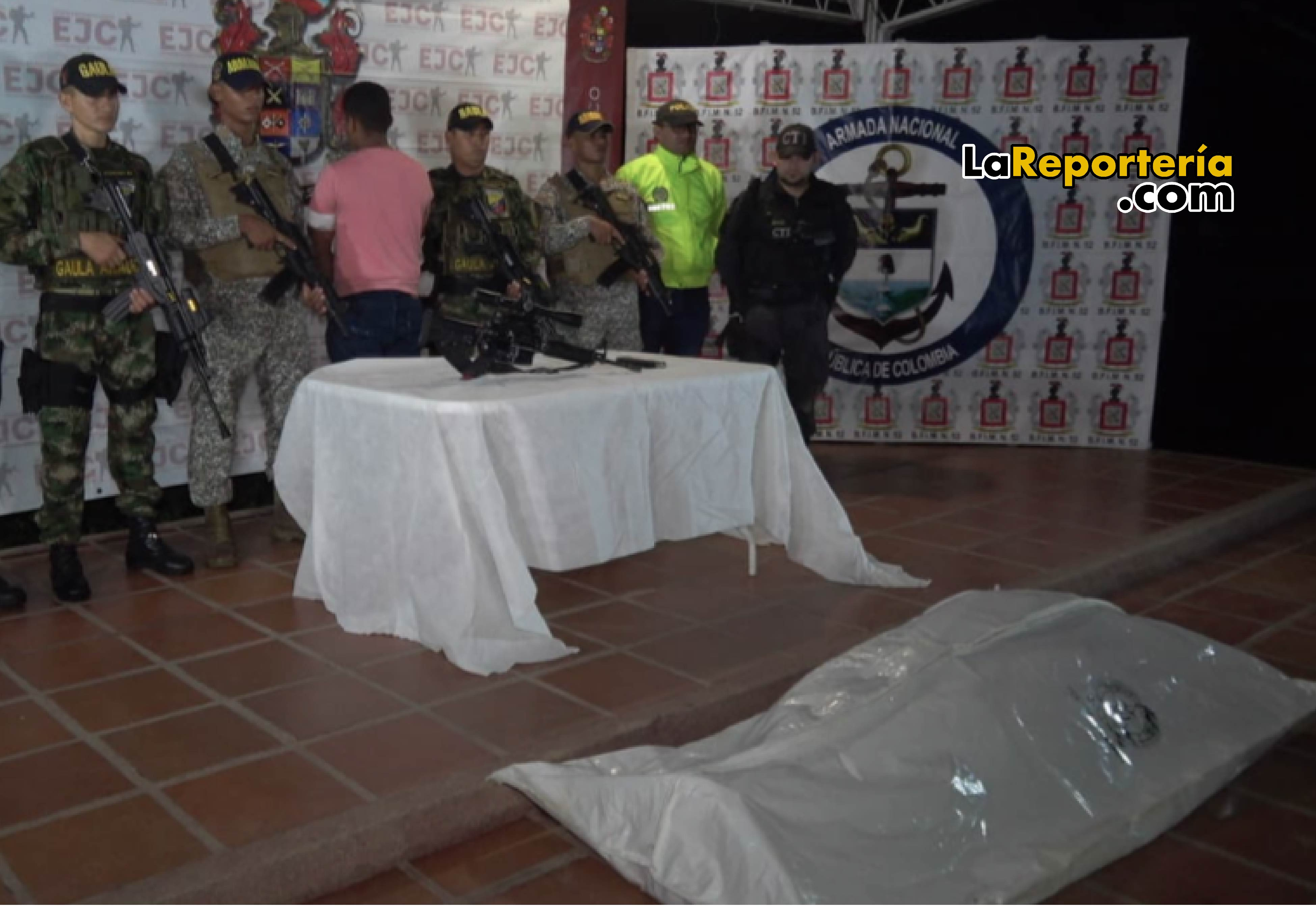 Golpes al ELN en Arauca y Casanare.