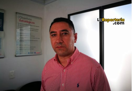 Personero de Yopal César Figueredo-