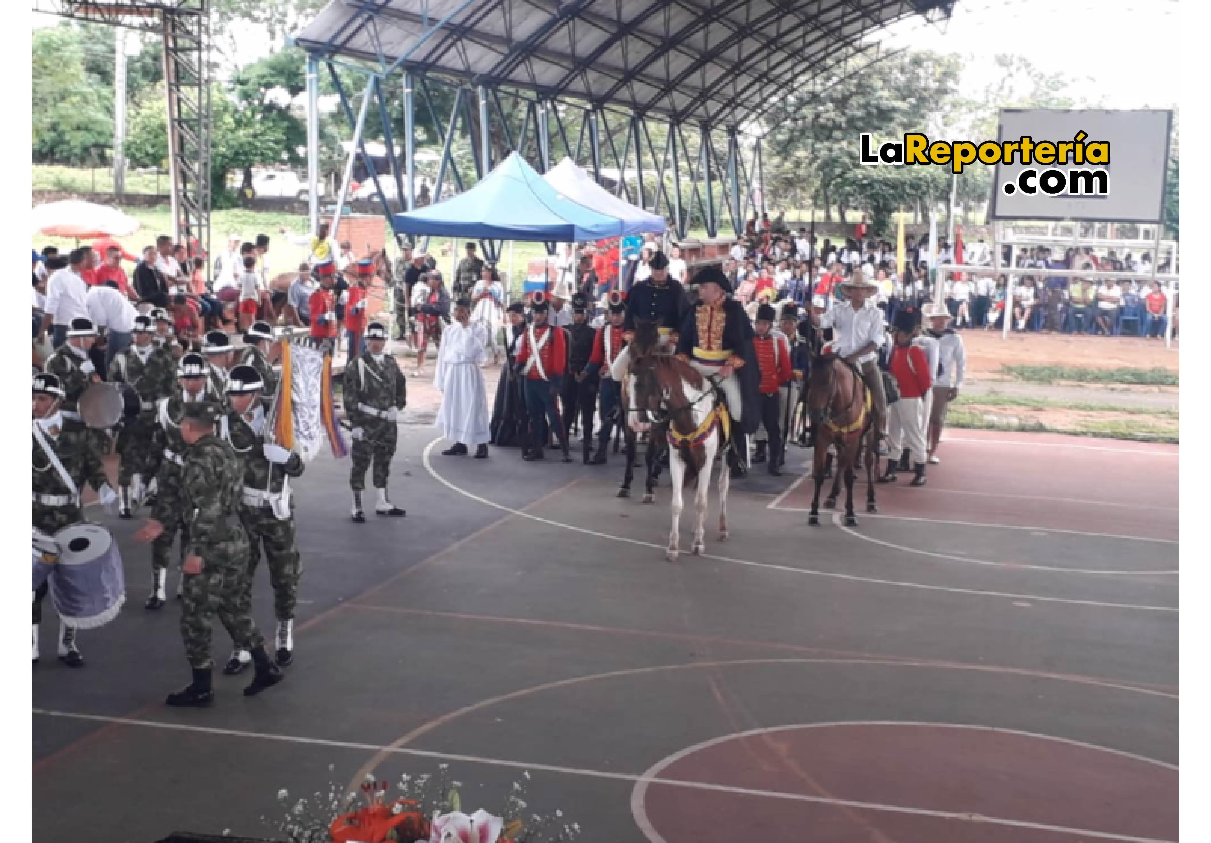 Así fue la llegada de los Caminantes a Casanare.