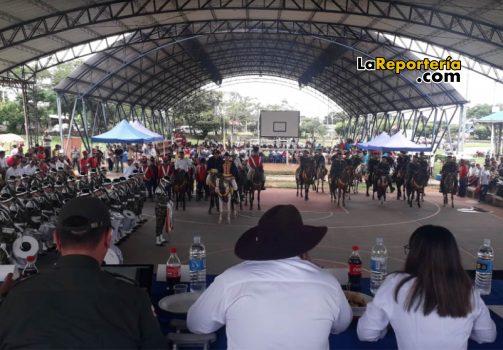 Actividad que se realizó en Hato Corozal.