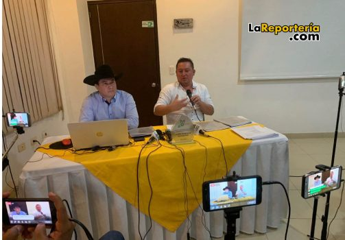 Las denuncias fueron realzadas por el ex candidato a la Alcaldía de Yopal, Arcenio Sandoval Barrera.