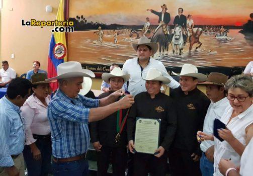 Así fue el reconocimiento que hicieron a un grupo de promotores de la cultura llanera.