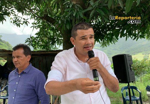 Edwin Ramírez, presidente del Concejo de Yopal.
