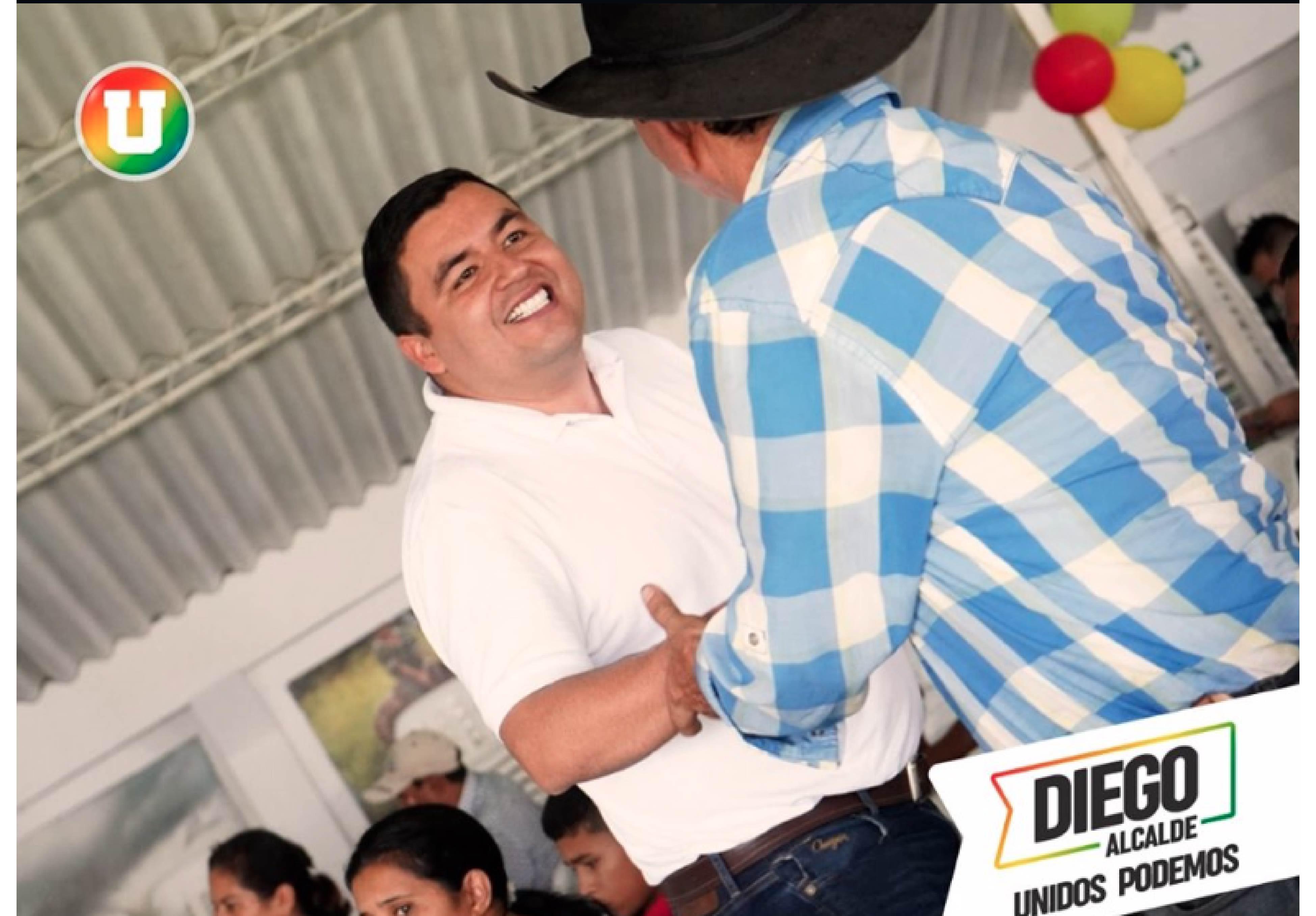 Diego Aranguren, candidato a la Alcaldía de Yopal por el Partido de la U