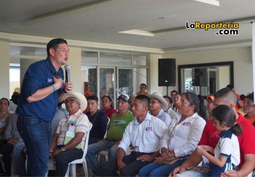Salomón Sanabria en Trinidad y San Luis de Palenque