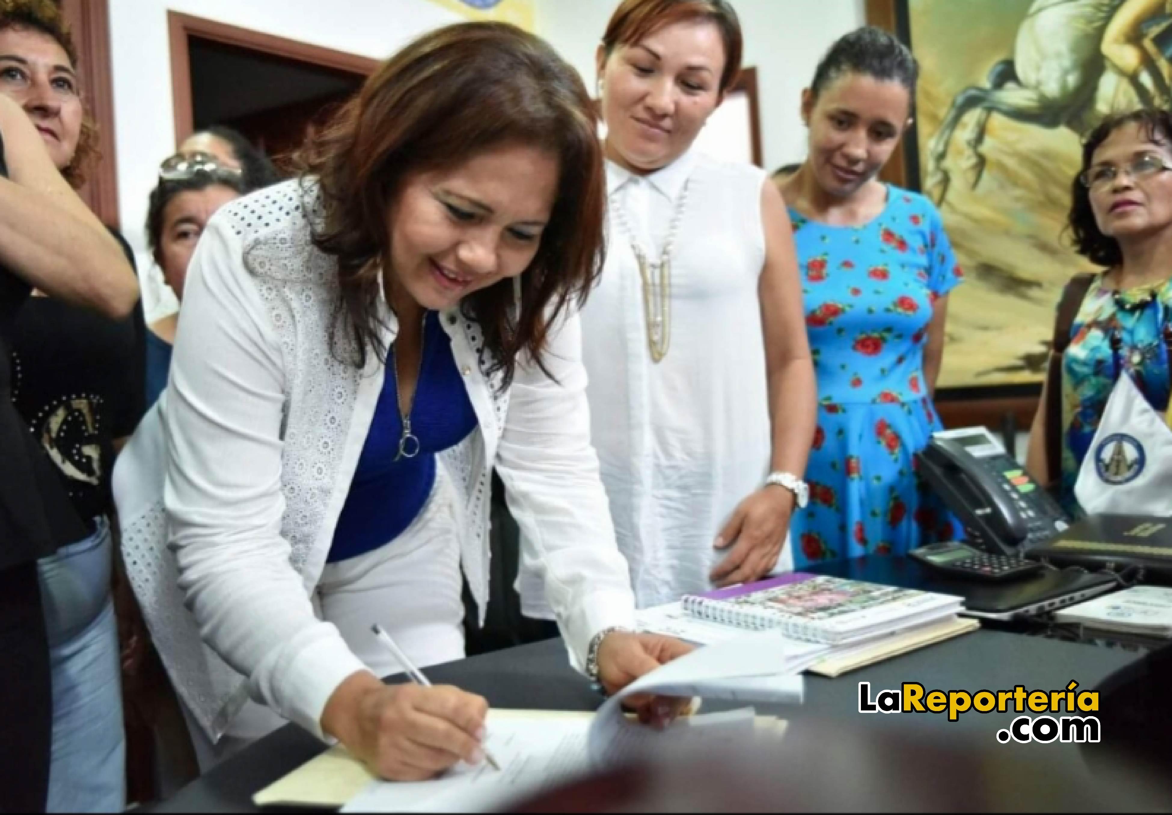 Zoila Rosa Angulo, ex alcaldesa de Yopal