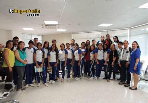 Estudiantes de Hato Corozal-