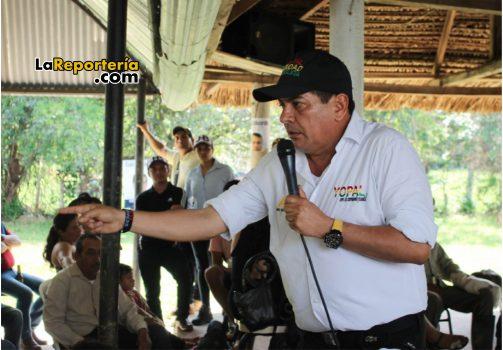 Luis Eduardo Castro, candidato a la Alcaldía de Yopal.