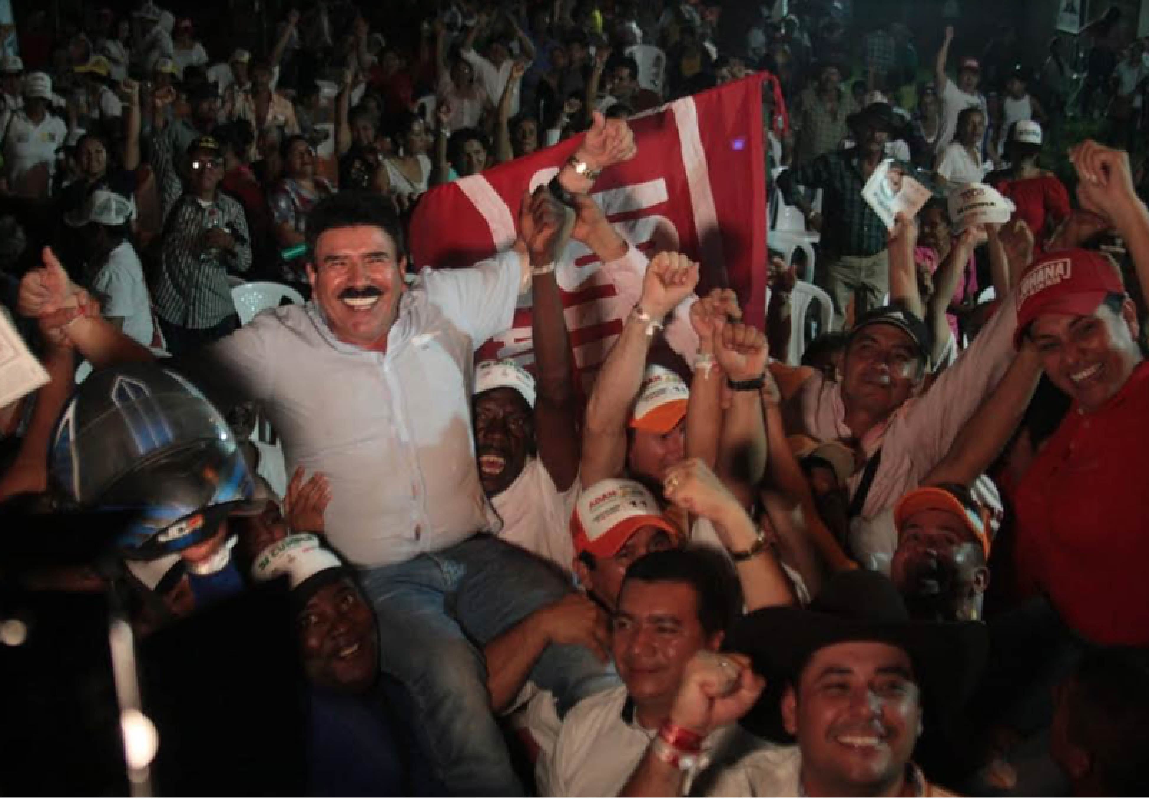 Marco Tulio Ruiz compartió momentos emotivos en Aguazul