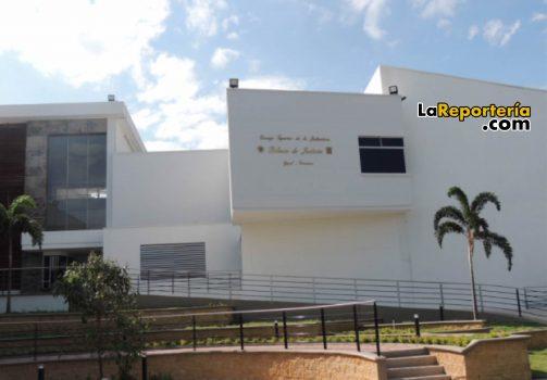 Palacio Judicial de Yopal.