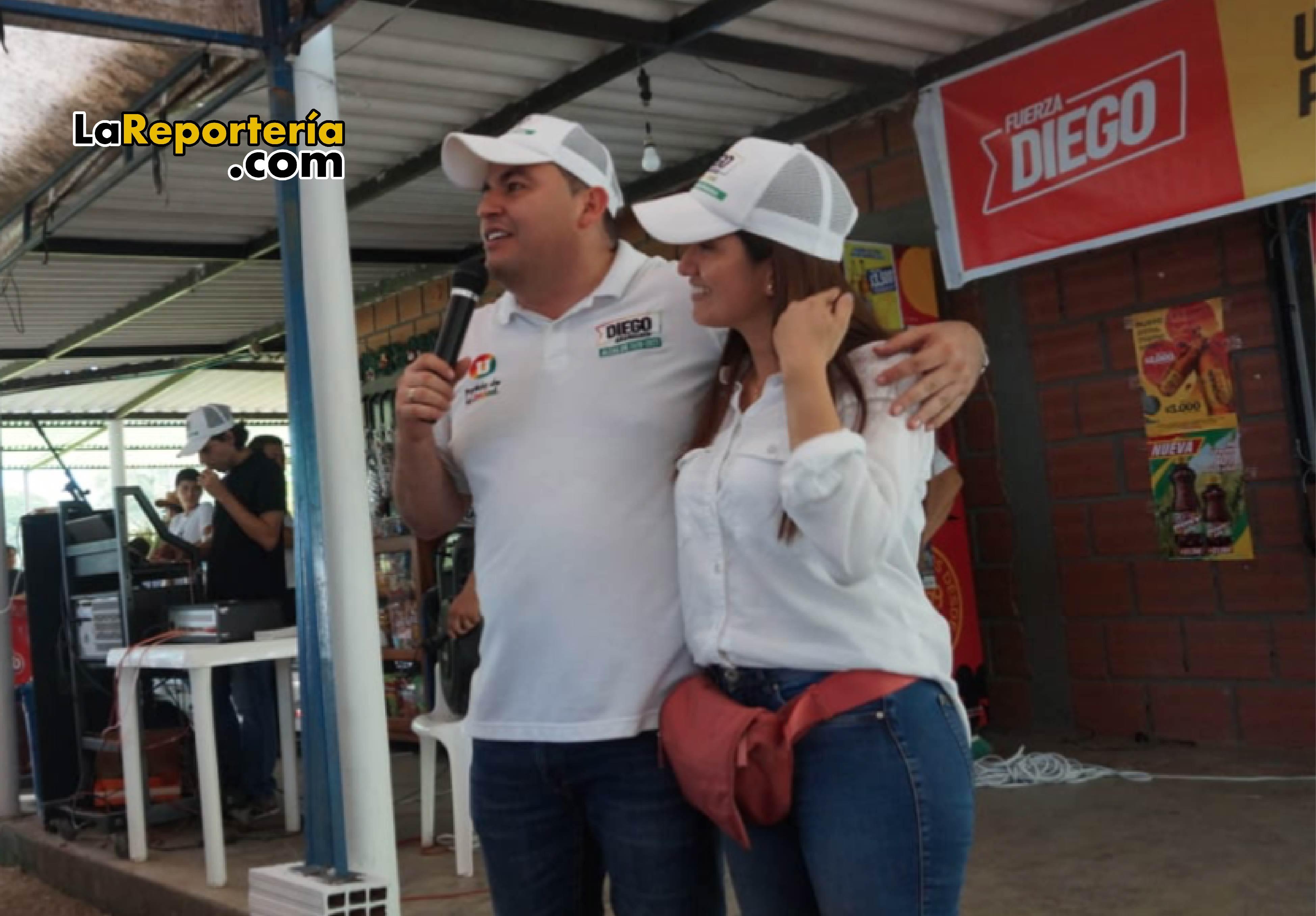 Diego y Consuelo.