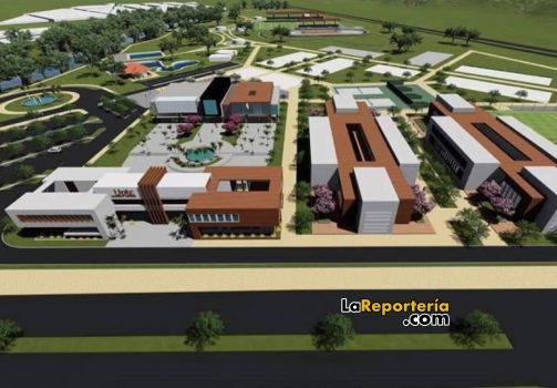 Así quedará la sede de la UPTC en Aguazul.