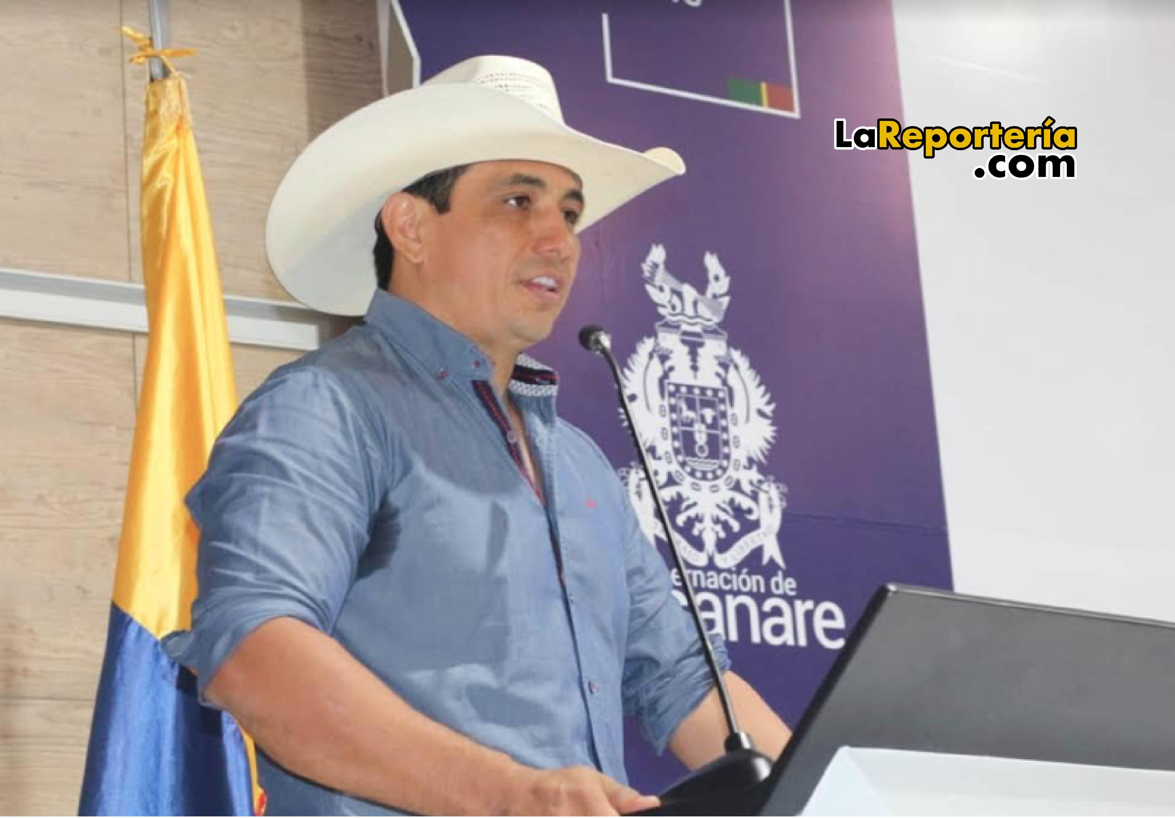 Gobernador Alirio Barrera R.