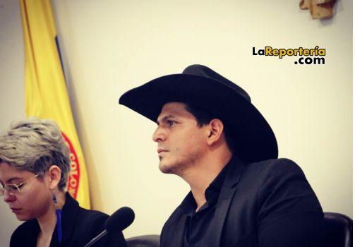 Congresista César Ortiz Zorro, uno de los autores del proyecto que le devolverá las regalías a Casanare.