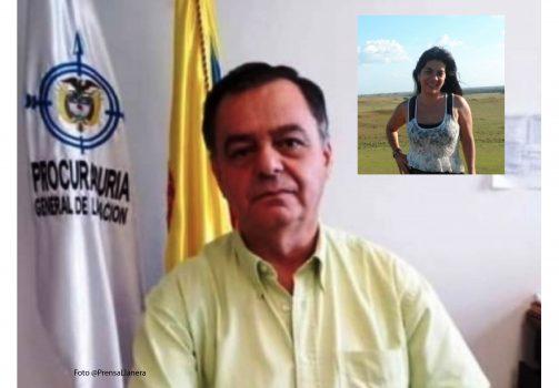 Procurador Luis Carlos Gómez