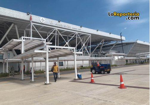 Aeropuerto El Alcaraván de Yopal.