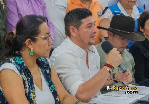 Decretan toque de queda en Casanare.