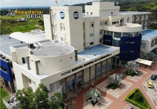 Hospital Regional de la Orinoquia.